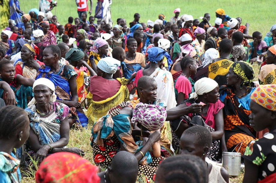 $2.7 billion appeal launched by UN Refugee Agency for South Sudanese refugees