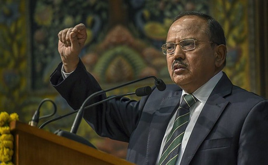 Ajit Doval meets Afghan counterpart to discuss security situation