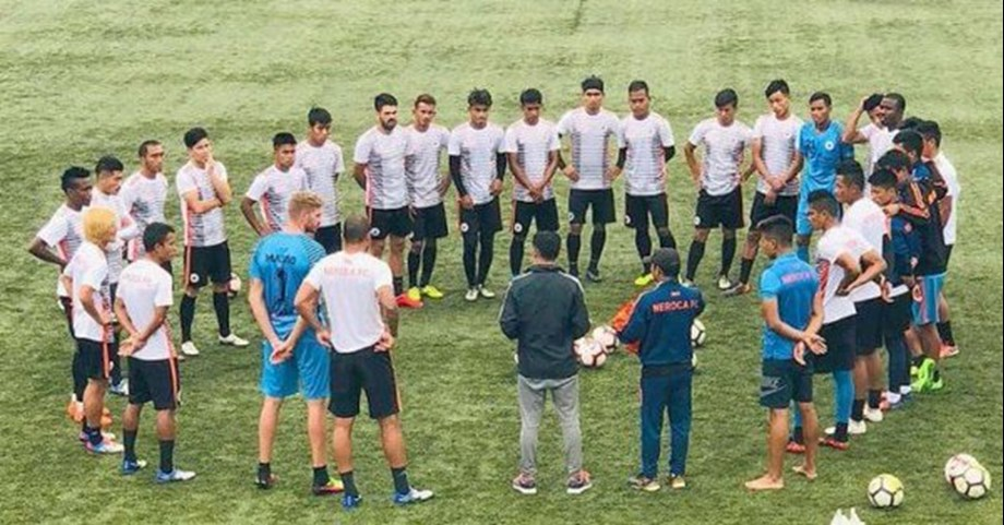 I-League: Aizawl, Neroca ended up in a draw
