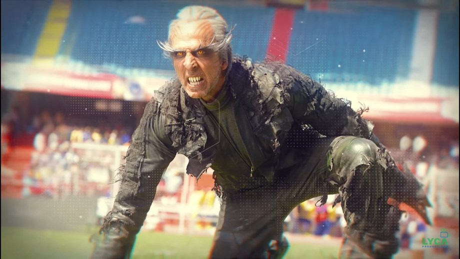Akshay Kumar wore more make-up than entire film career in science-fiction action drama '2.0'