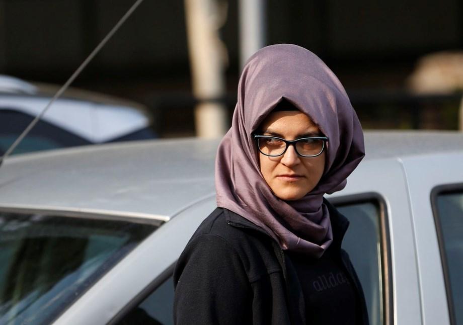 Khashoggi's fiancee expresses 'shock and sadness' over body melting reports