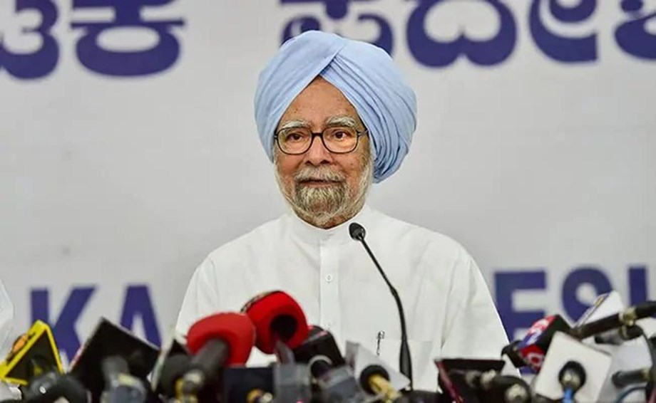 Manmohan Singh talks about terrorism, 'unthinkable' events in international affairs