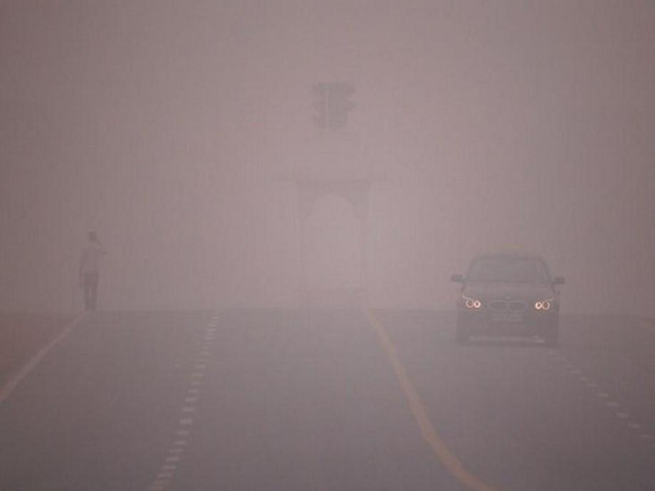 "New Delhi's air pollution ""visible killer"": UN official"