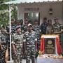 CRPF jawan killed in encounter with Naxals in Chhattisgarh