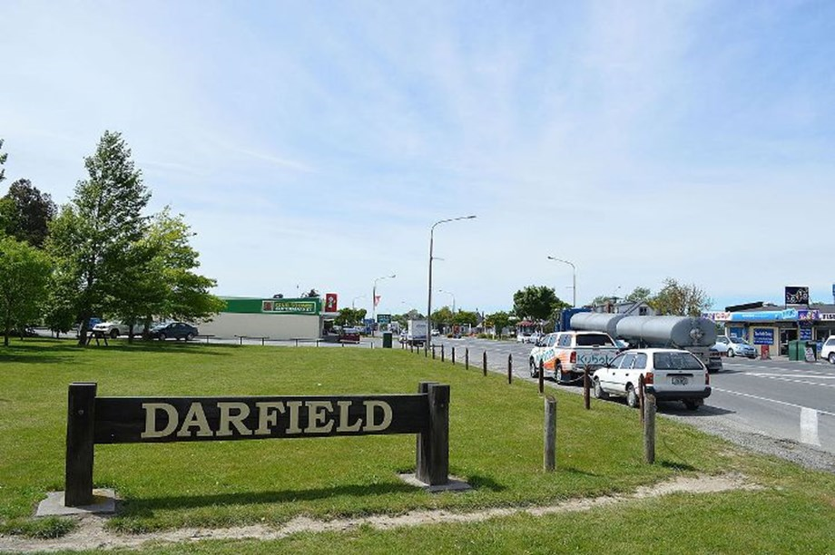 Police Minister offers sympathy to affected people in Darfield shooting