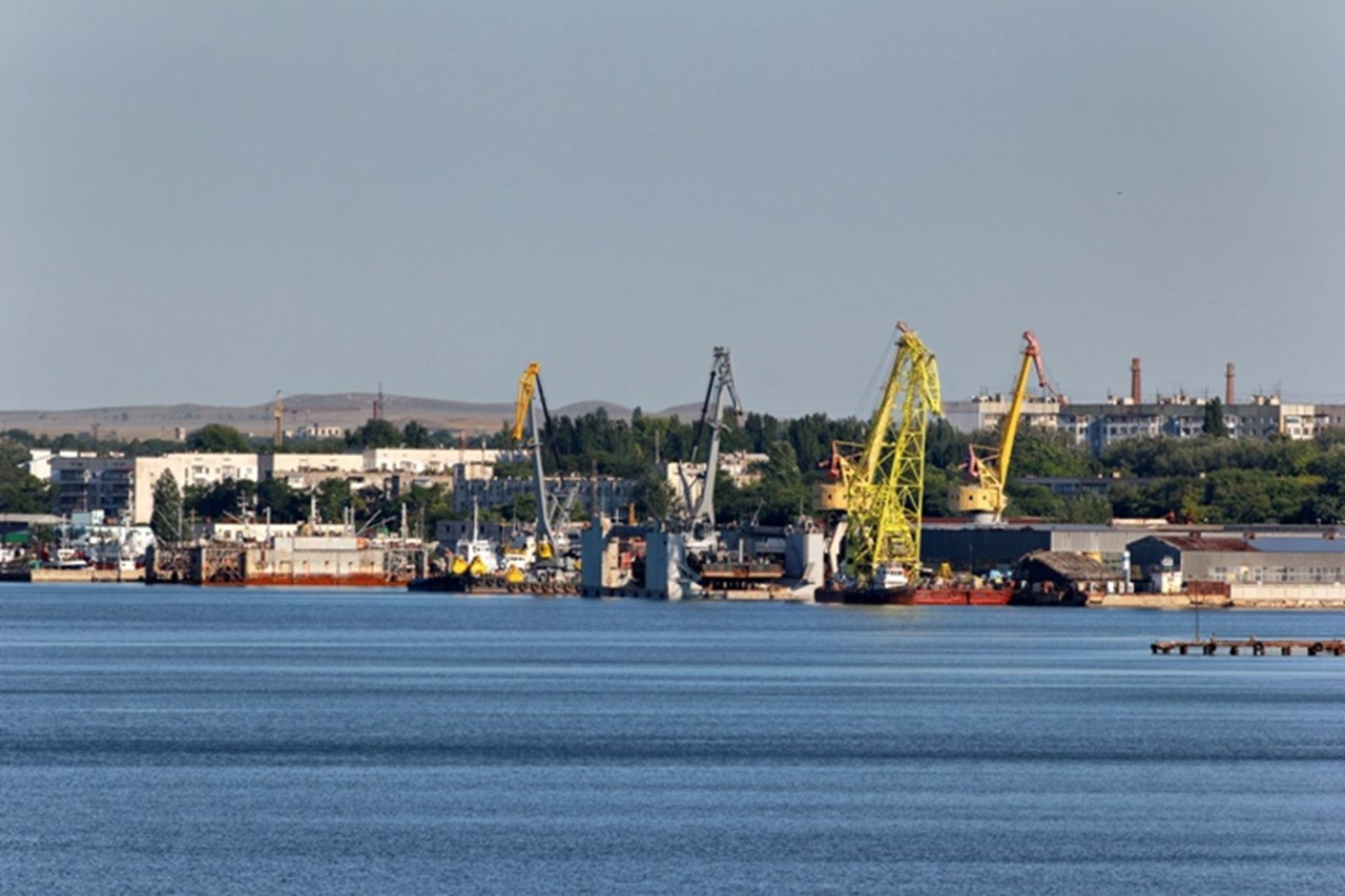 Berdyansk and Mariupol ports 'partially unlocked' by Russia: Ukraine
