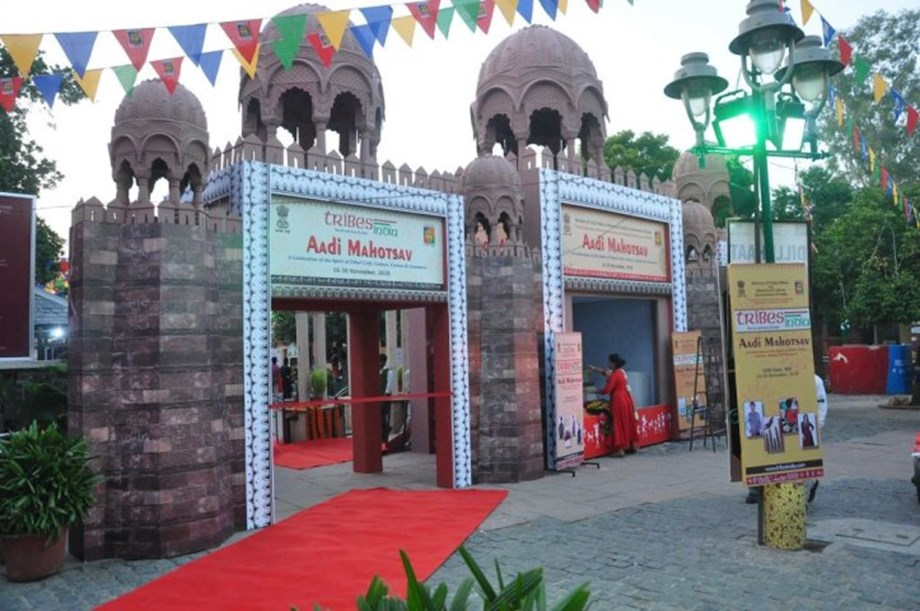 National Tribal Festival 'Aadi Mahotsav' underway at Dilli Haat, New Delhi