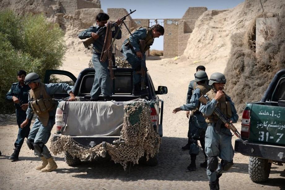 Taliban ambush attack kills 22 police personnel
