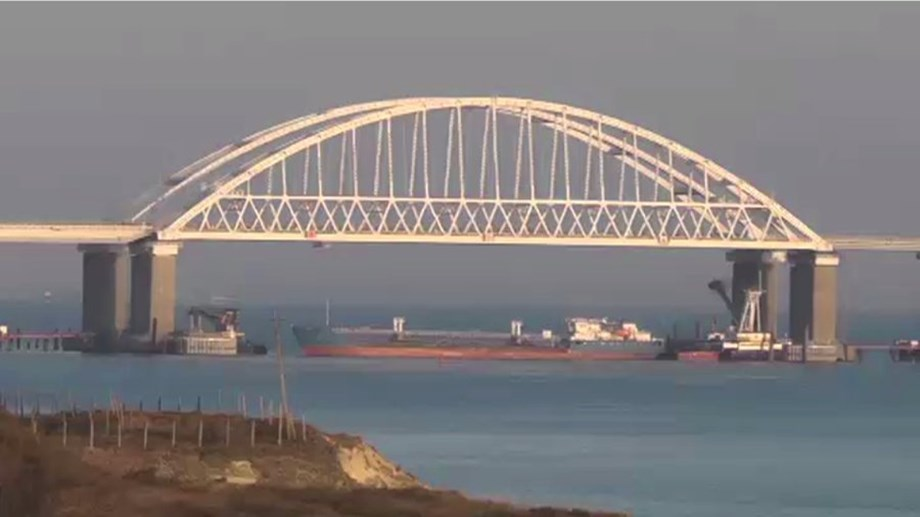 Russia summons Ukrainian diplomat over Kerch Strait incident