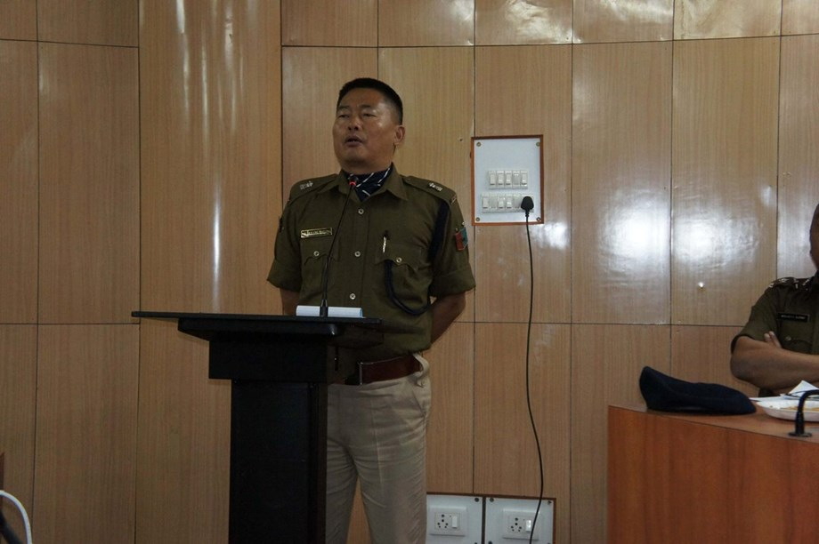Nagaland Tourist Police launched for increased convenience to tourists