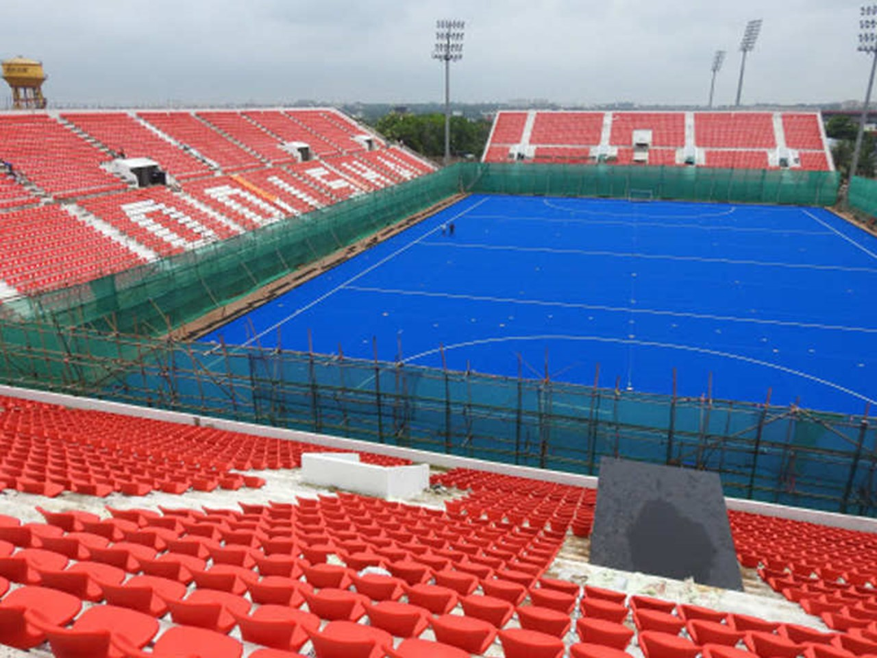Odisha all set to host Hockey world cup