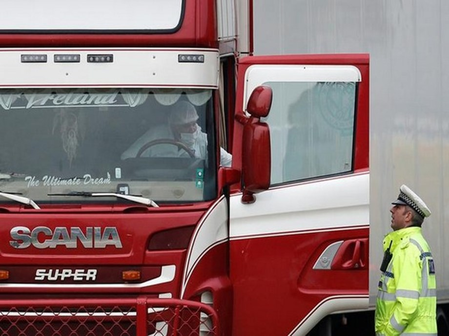 UK truck deaths: Driver pleads guilty to immigration offences