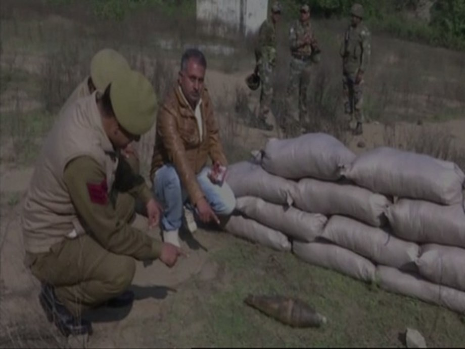 J-K: Indian Army disposes of live mortar shell found in Rajouri
