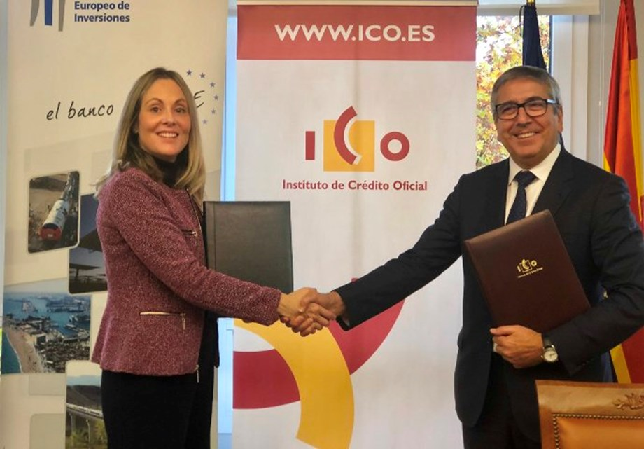 EIB grants EUR 500m loan to ICO to boost employment in Spanish SMEs