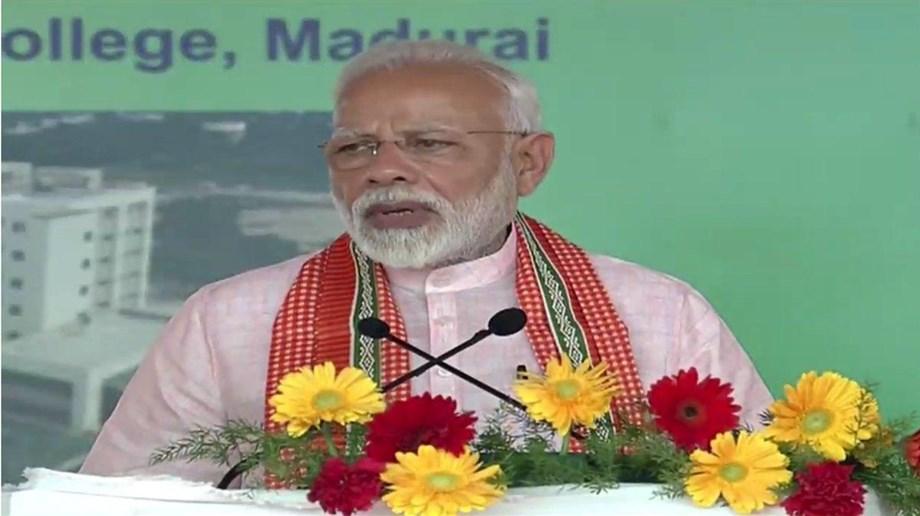 Mulayam Singh congratulates Modi to take everyone along, wishes for return as PM