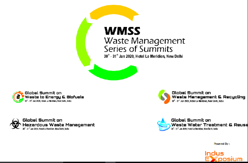 Waste Management Series of Summits (WMSS) 2020: Innovations and Narratives