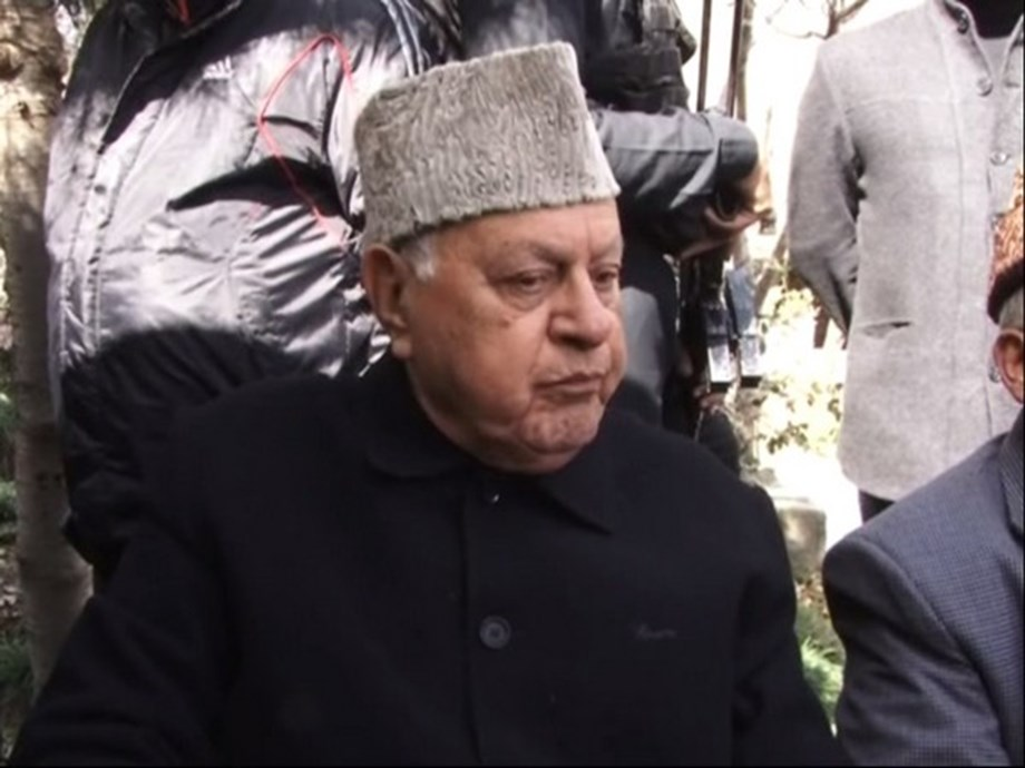 Omar will be CM candidate in JK as he is young, I will go to parliament: Farooq