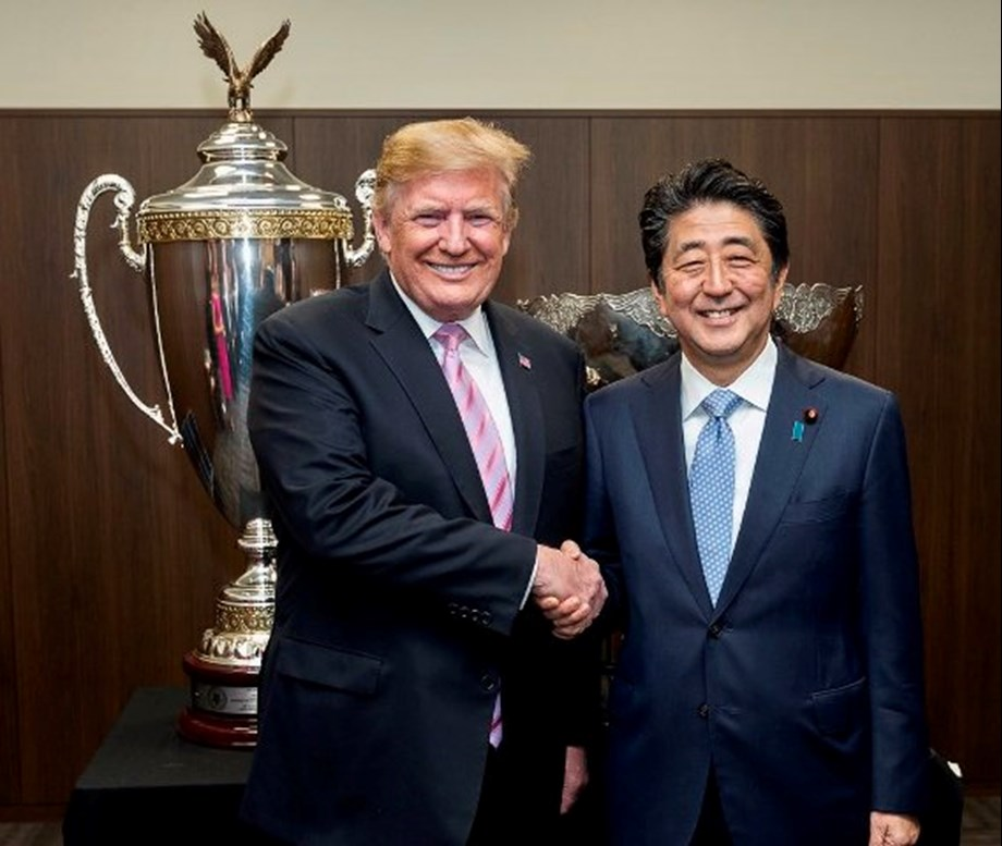 Trump, Japan's Abe discussed tanker attacks in call -W. House