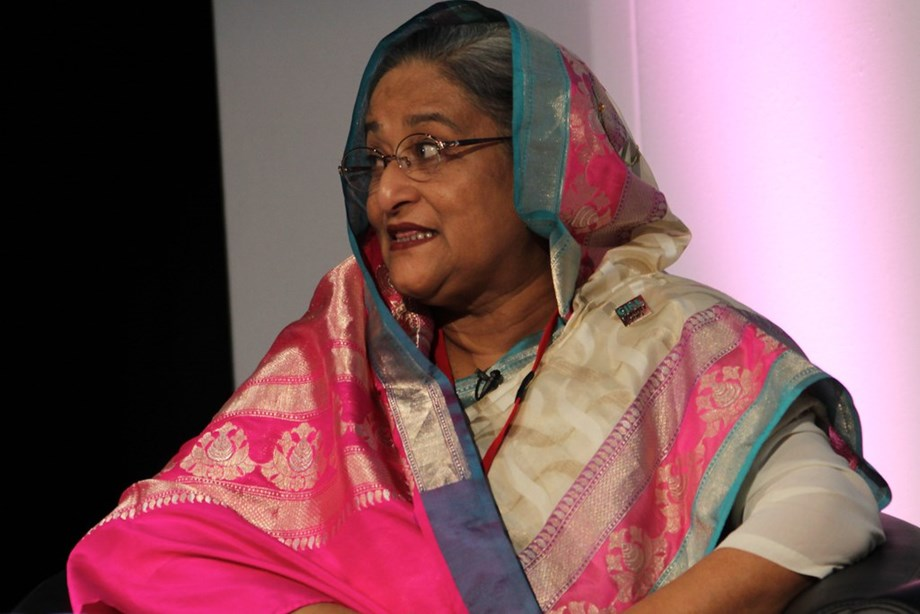 Bangladesh PM presents budget on behalf of her sick finance minister