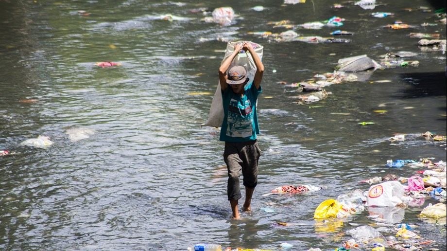 Government taking action to stop degradation of waterways