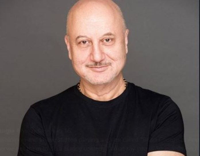 Anupam Kher resigns as chairman of Film and Television Institute of India