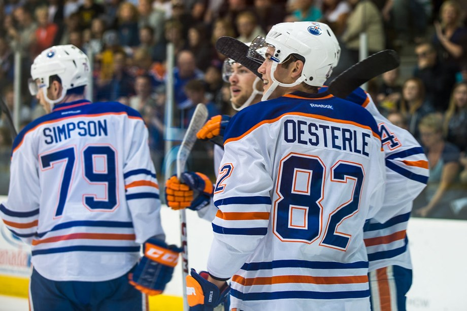 Oilers stay perfect, beat Rangers with record comeback