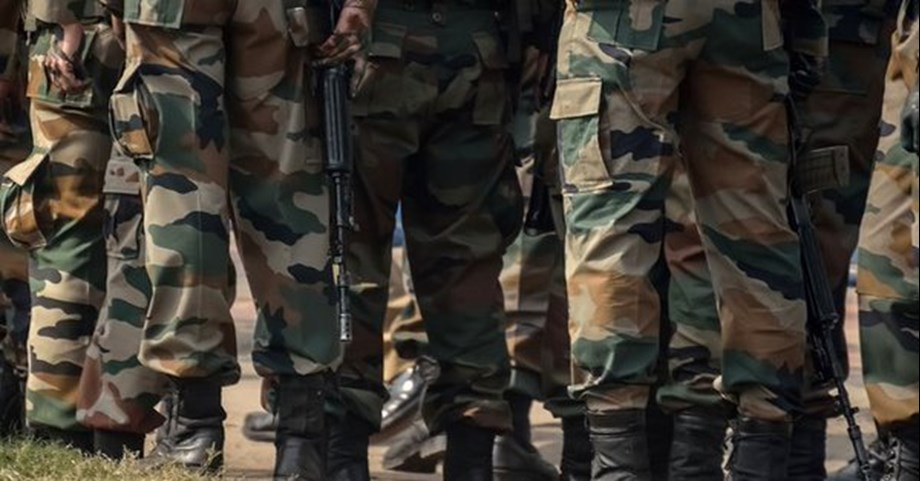 Two encounters broke out between military, security forces in JK on Thursday