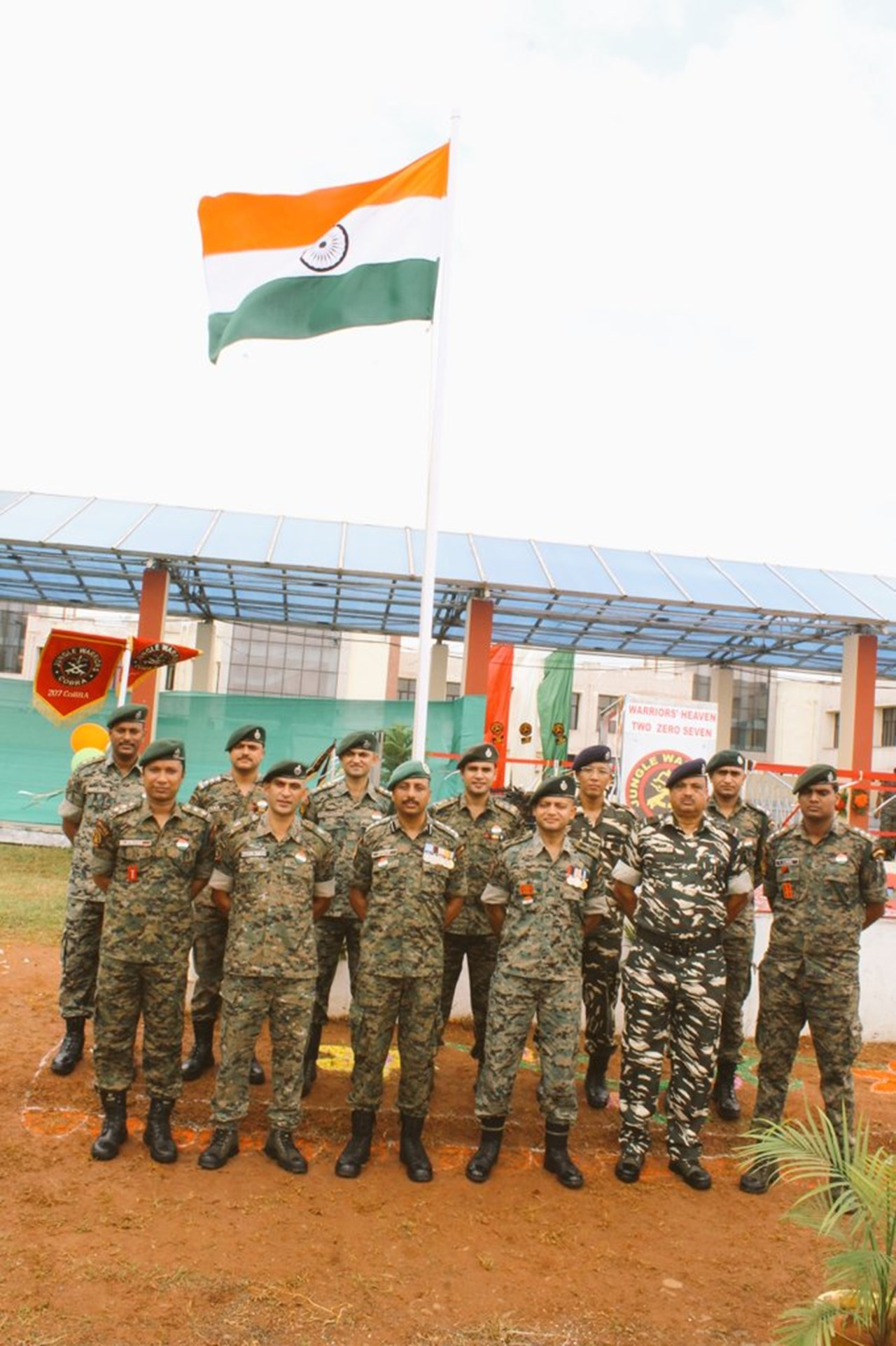 Indian Army arrives at Chennai port after travelling thousands of nautical miles