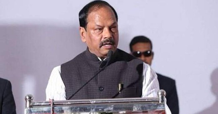 Jharkhand: CM Raghubar Das pays tribute to 'Iron man' Sardar Patel on 143rd birth anniversary