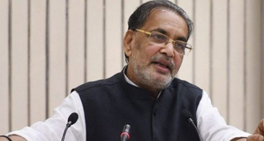 Agri Minister Radha Mohan slams Congress for ignoring farmers