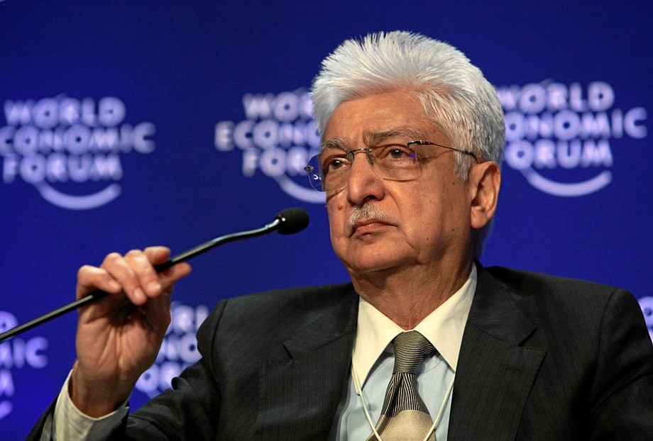 Azim Premji to contribute 34 pct of Wipro shares to entity involved in social work