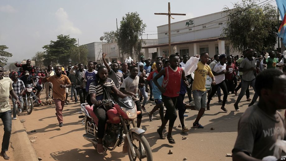 UN concerned about 'violent' impact of restriction on internet after Congo elections