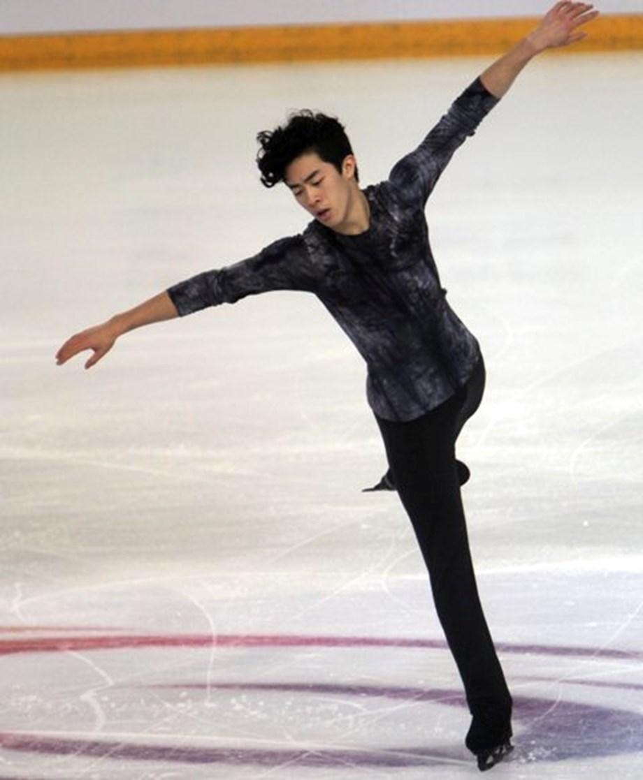 Nathan Chen claims his third consecutive US figure skating title