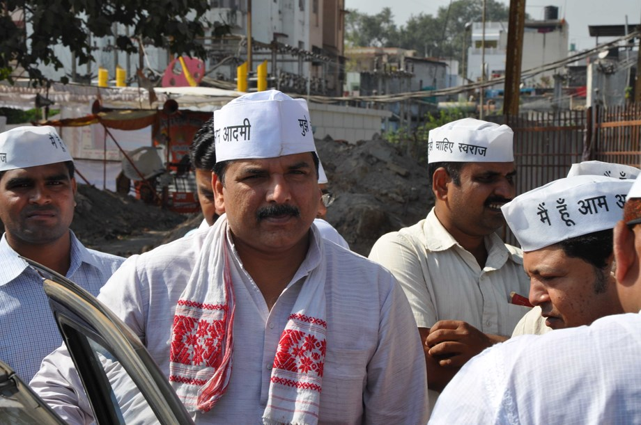 Sanjay Singh spills out details about AAP-Congress alliance woes