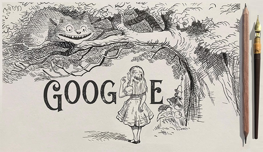 Google Doodle honours illustrator Sir John Tenniel on his 200th birth anniversary