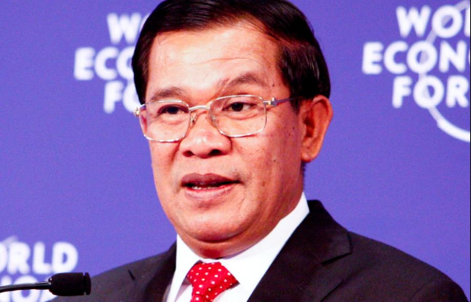 Education is Government's Topmost Priority: Cambodian PM Hun Sen