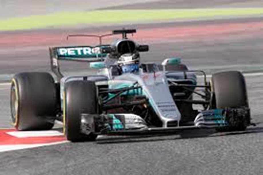 Bottas manages to claim fastest lap for Mercedes in Barcelona test
