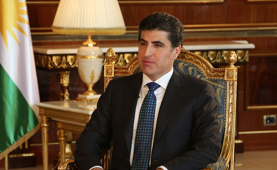 Nechirvan Barzani takes presidency of Iraq's Kurdish region, vacant since 2017