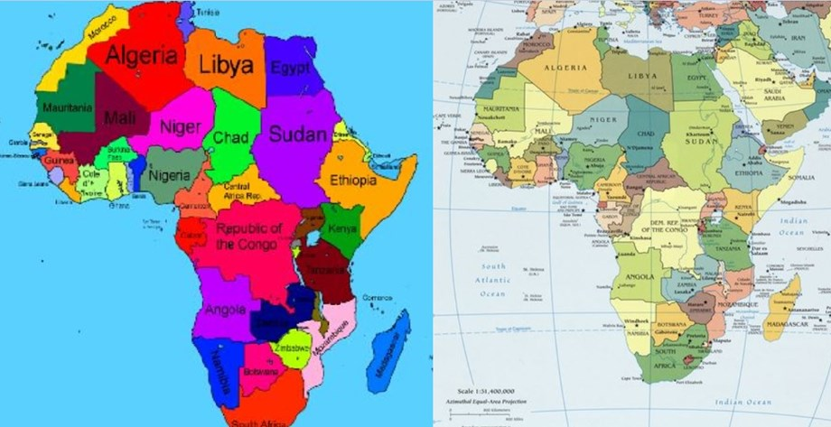 Ethiopia apologizes over African map-mistake of