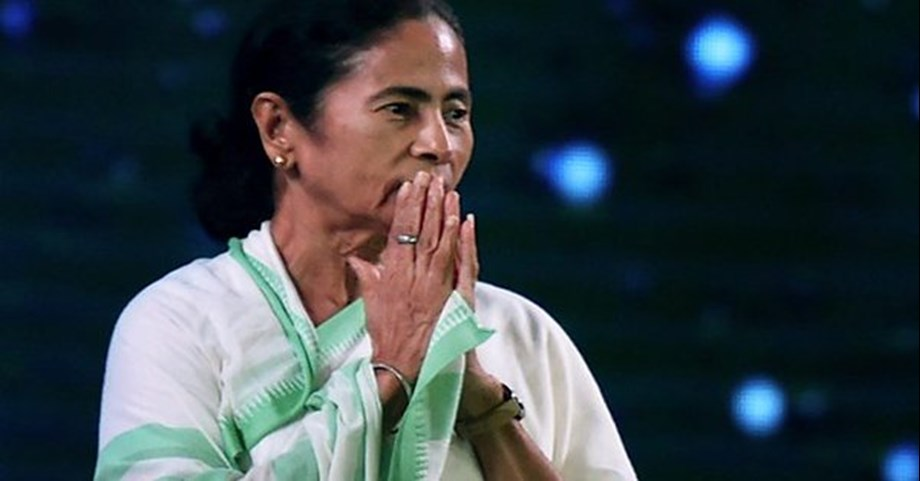 CORRECTED-West Bengal CM calls for pledge to uphold secular fabric of India