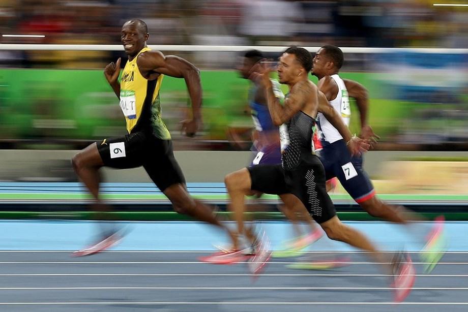World's fastest man Usain Bolt all set to play football