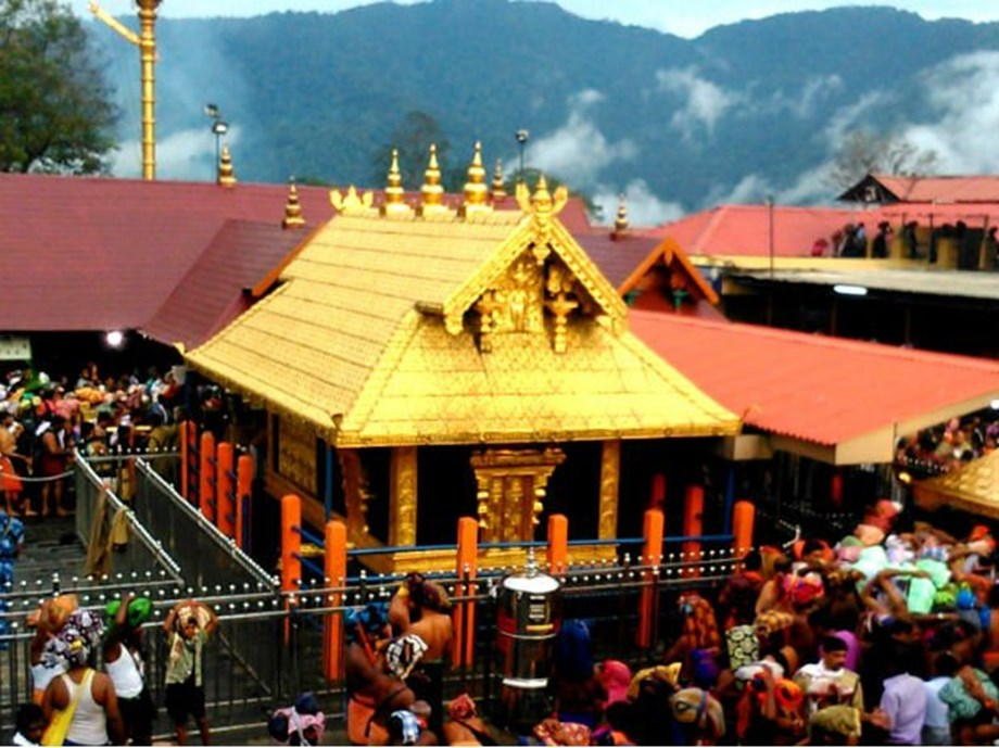 Sabarimala: Pilgrimage transformed into cauldron of mischief political intent