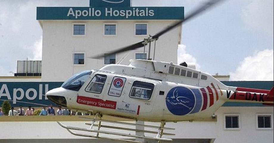 Apollo Hospitals fined for damaging road infrastructure in Hyderabad