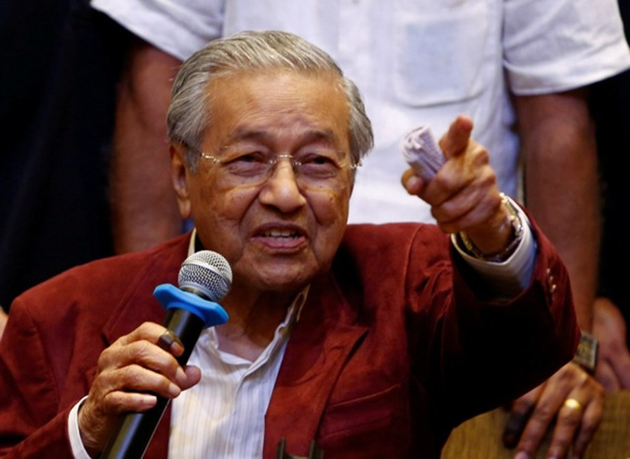 Mahathir Mohamad hits out at Goldman Sachs over involvement in 1MDB scam
