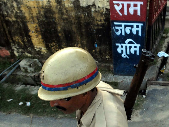 Vijay Goel calls for making Ram temple at the 'earliest'
