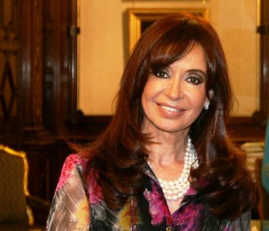 """Comeback queen: Argentina's fiery """"Cristina"""" stages remarkable return as VP"""