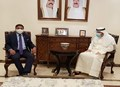 Indian envoy, Kuwaiti Assistant Foreign Minister discuss ways to enhance ties