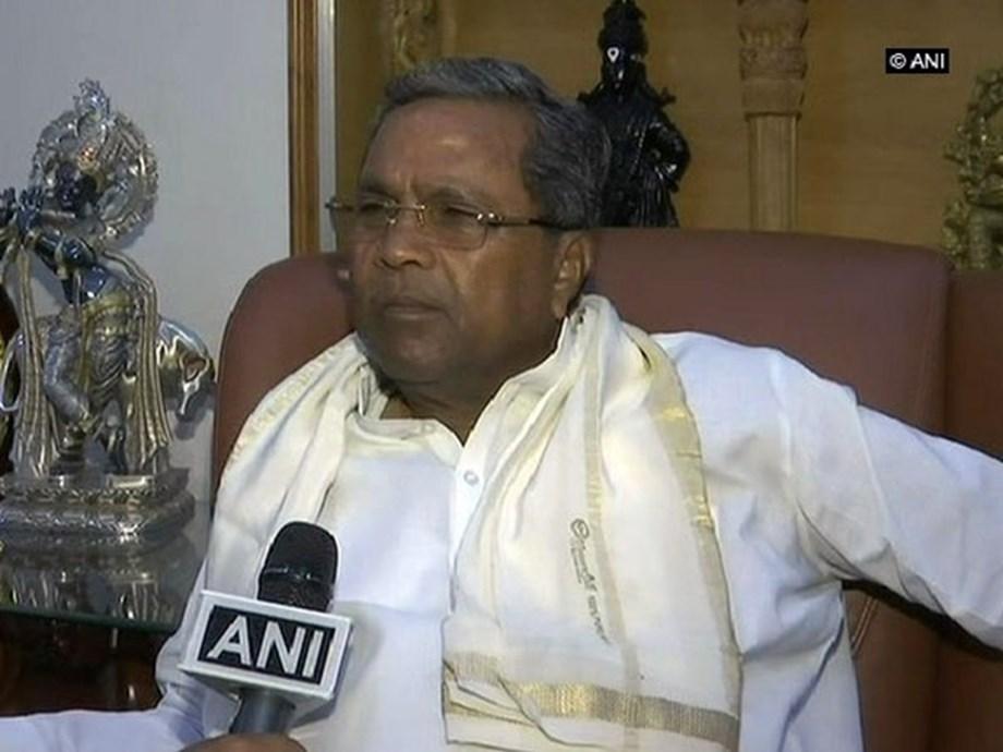 Allegations of Congress leaders not campaigning in Karnataka by-polls untrue: Siddaramaiah