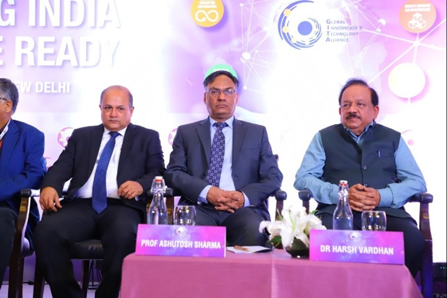 Creating innovation and tech ecosystem becomes national movement: Dr. Vardhan