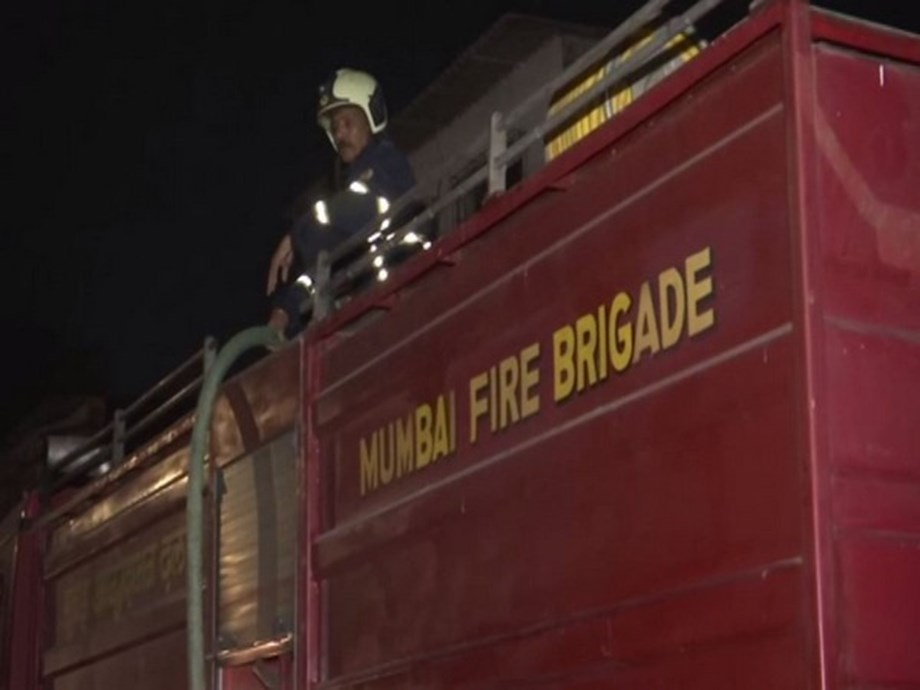 Image result for Mumbai Fire Department found control over factory fire in Ghatkopar, two killed, one missing